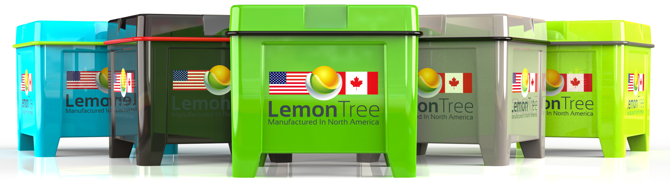 LemonTree Supermarket and Grocery Produce Display Canada and USA