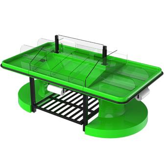 LemonTree Hybrid Table and Produce Displays