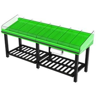 LemonTree Wall Table and Produce Displays
