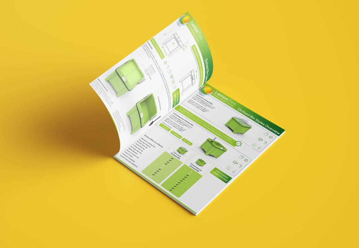 LemonTree Products Orchard Bin Catalog