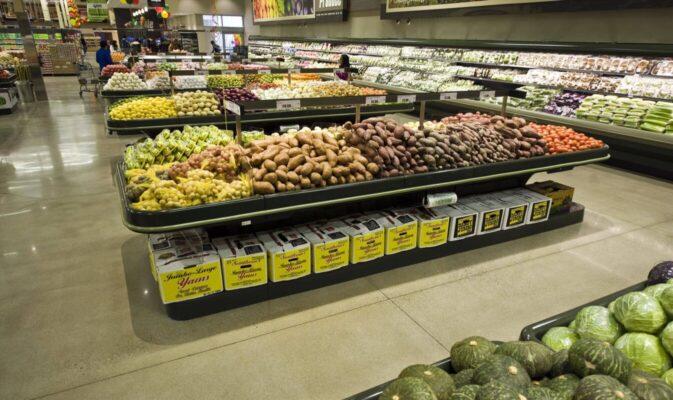 Potato Tables - Ample Food Market