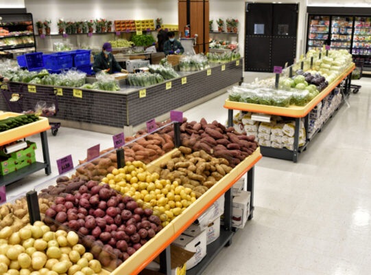 Potato Tables - Freshway - Markham Ontario