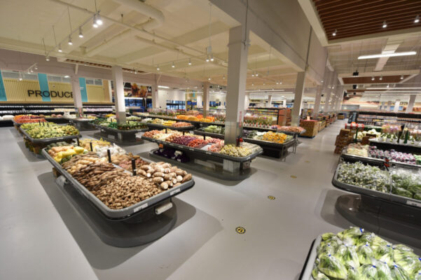 Potato Tables and More - Ample Food Market