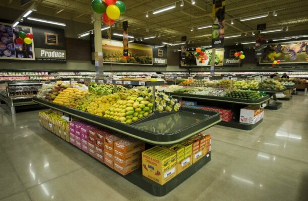 Tropical Fruit Tables - Ample Food Market