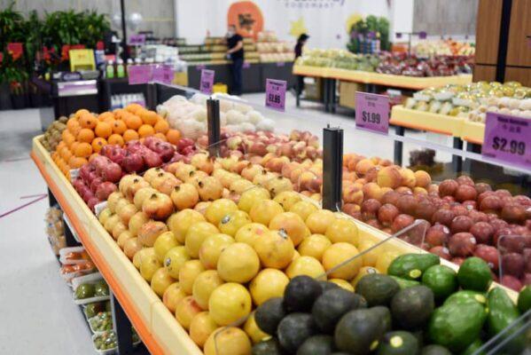 avocado tables in FRESHWAY – MARKHAM Ontario cloesup